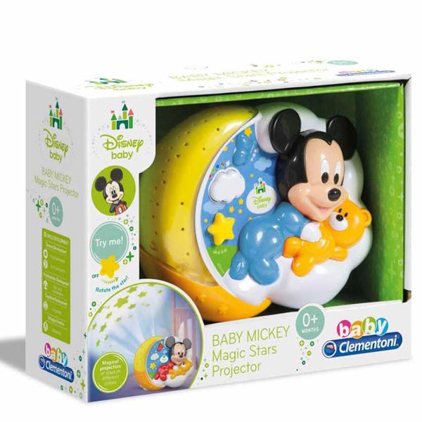 Clementoni Baby muzički projektor Mickey CL17095       - ODDO igračke