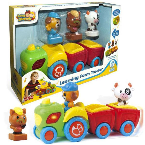 Traktor na farmi 4259T - ODDO igračke