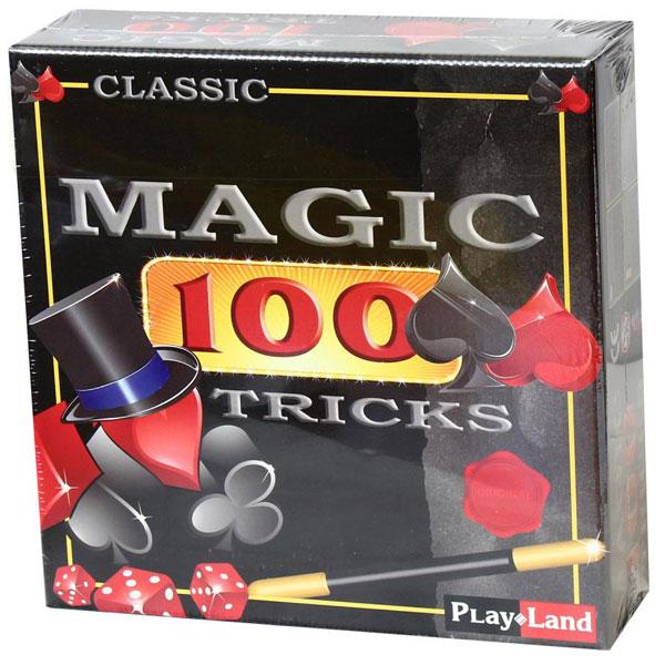 100 Magičnih trikova PlayLand PL137 - ODDO igračke