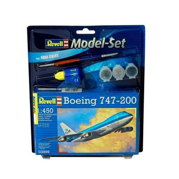 Revell Maketa Model Set Boeing 747-200 RV63999/5006 - ODDO igračke