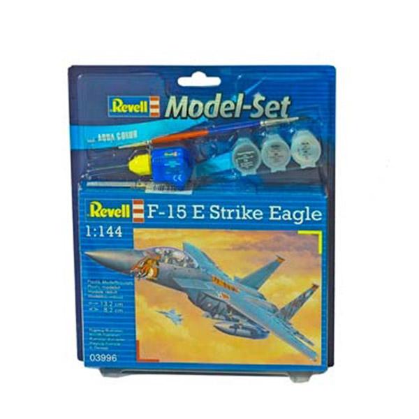Revell Maketa Model Set F-15E Eagle RV63996/5006 - ODDO igračke