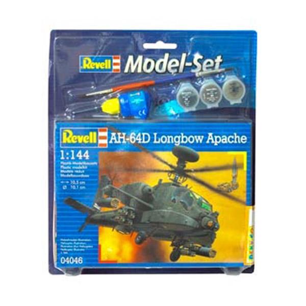 Revell Maketa Model Set AH-64D Longbow Apa RV64046/5006 - ODDO igračke