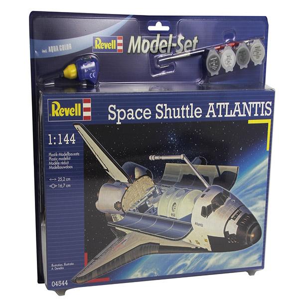 Revell Maketa model set Space Shuttle Atlantis RV64544/5008 - ODDO igračke