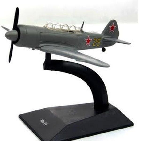 Ruski Modeli Aviona Yakovlev Yak-11 - ODDO igračke