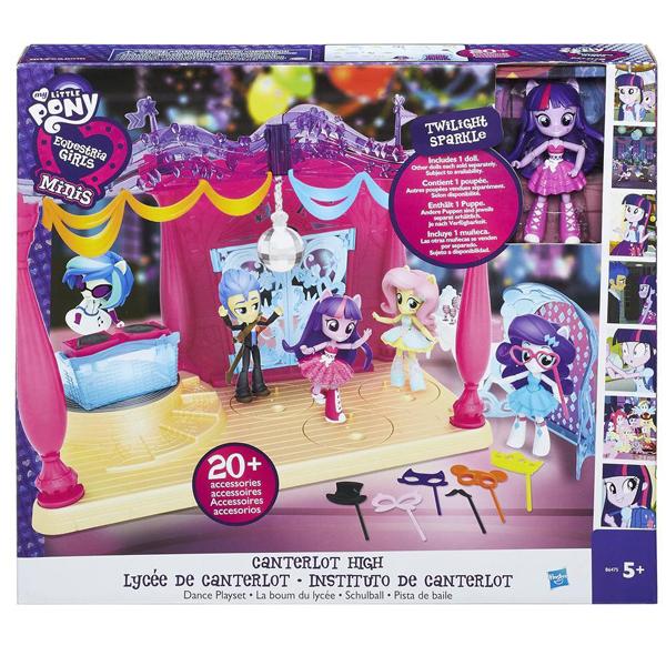 My Little Pony podijum za igru sa lutkom B6475 - ODDO igračke