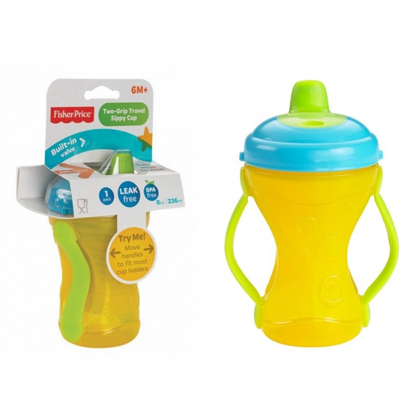 Bočica za bebe Travel Fisher Price Y3540 - ODDO igračke
