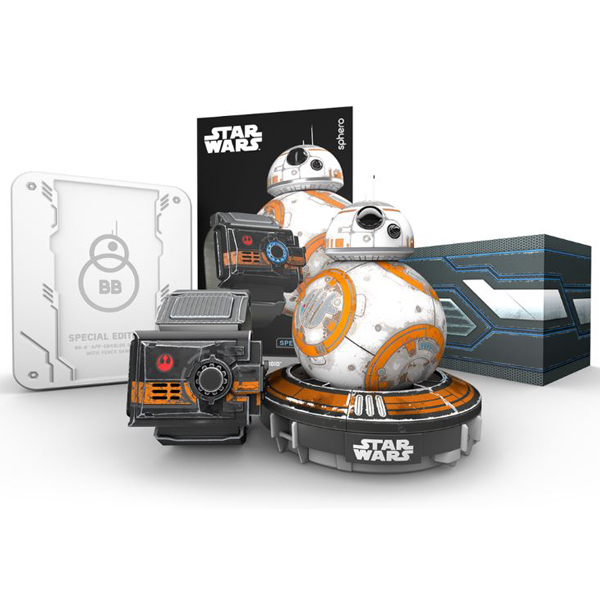 Battle Worn BB8 + Force Band Star Wars BB-8 027278 - ODDO igračke
