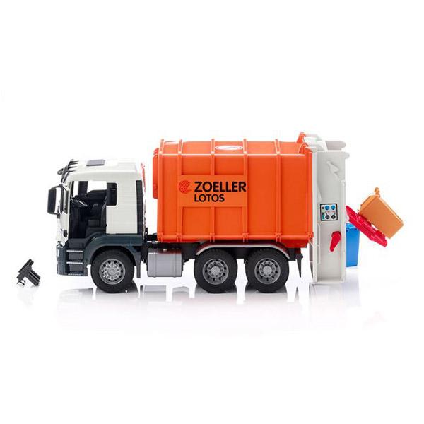 Kamion MAN TGS za odvoz đubreta Bruder 037628 - ODDO igračke
