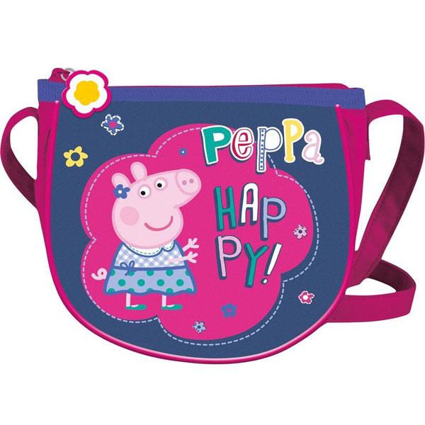 Torba na jedno rame mala Peppa Pig 173295 - ODDO igračke