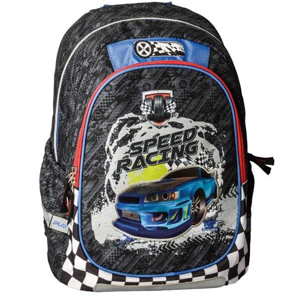 Ranac školski anatomski Prima Speed Racing 160840 - ODDO igračke