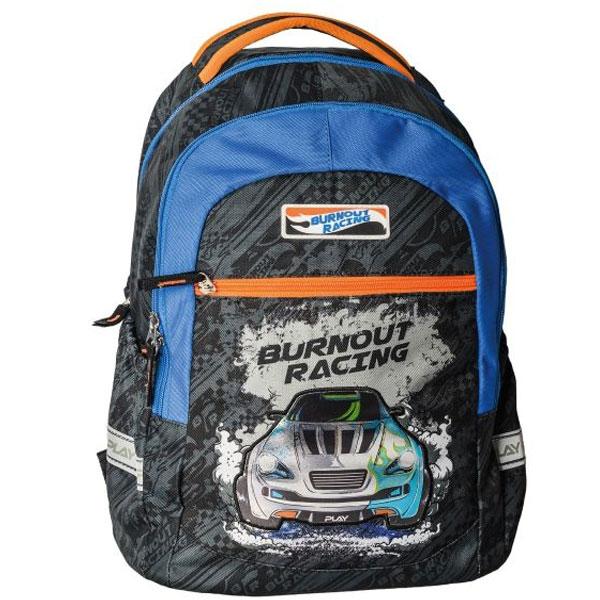 Ranac školski anatomski Maxx Racing 160825 - ODDO igračke