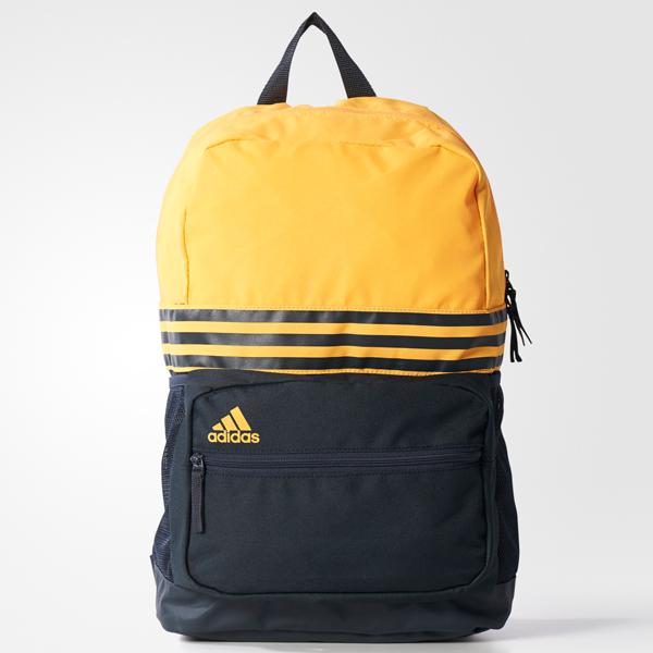 Ranac Adidas 3-stripes sports 16. AJ9402 crno-žuti 609199 - ODDO igračke