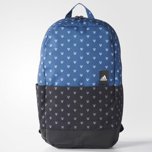 Ranac Adidas 17. S99863 crno-plavi 610015 - ODDO igračke