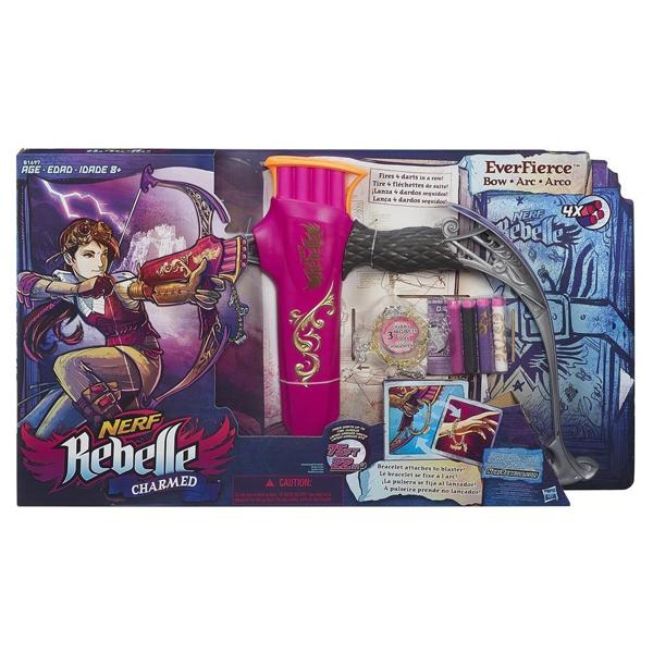 Samostrel Nerf Rebelle B1697 - ODDO igračke