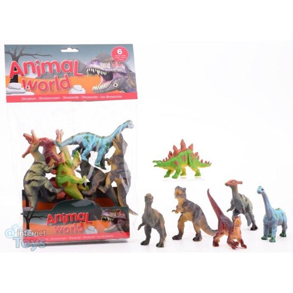 Dinosaurus set u kesi 20153 - ODDO igračke