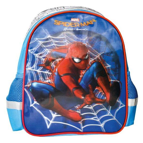 Pedškolski ranac Limo Spiderman, Homecoming 3D 316411 - ODDO igračke