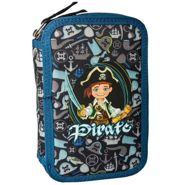 Pernica 2 zipa Double Decker Pirate 160853 - ODDO igračke