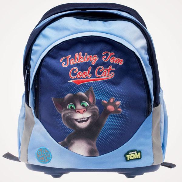 Ranac školski anatomski lagan Talking Tom Cool Cat 865195 - ODDO igračke