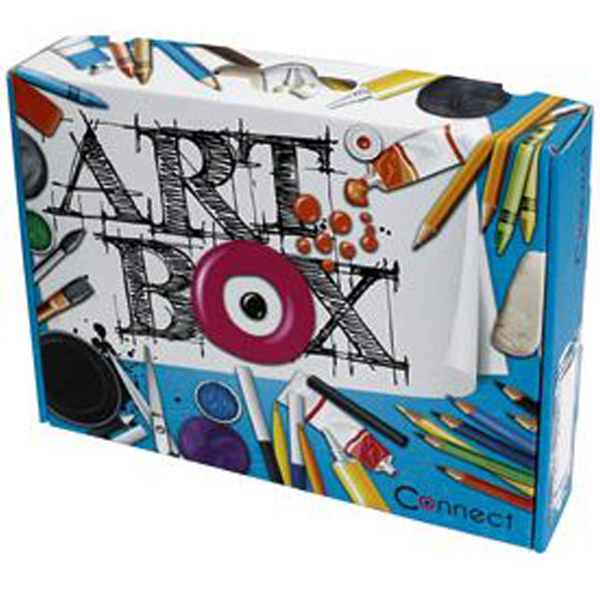 Art Box set za likovnu kulturu Connect - ODDO igračke