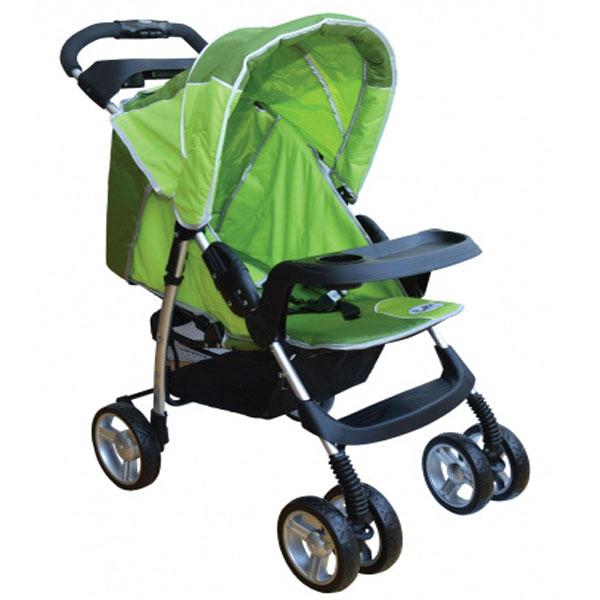 Kolica za bebe Largo green Puerri 5010197 - ODDO igračke