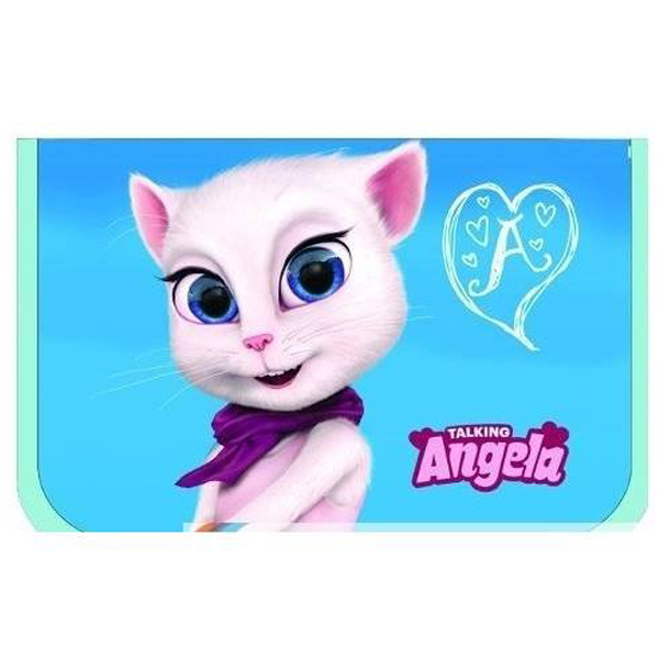 Pernica Talking Angela City Kitty puna 1 zip 2 preklopa 865200 - ODDO igračke