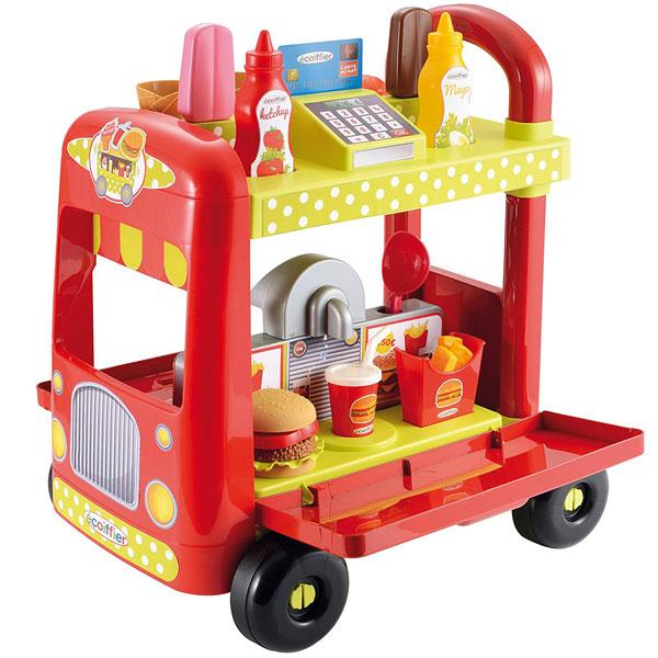Kolica sa hranom Ecoiffier SM001764 - ODDO igračke