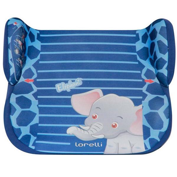 Auto Sedište za decu od 15-36kg Topo Comfort Animals Elephant 10070990008 - ODDO igračke