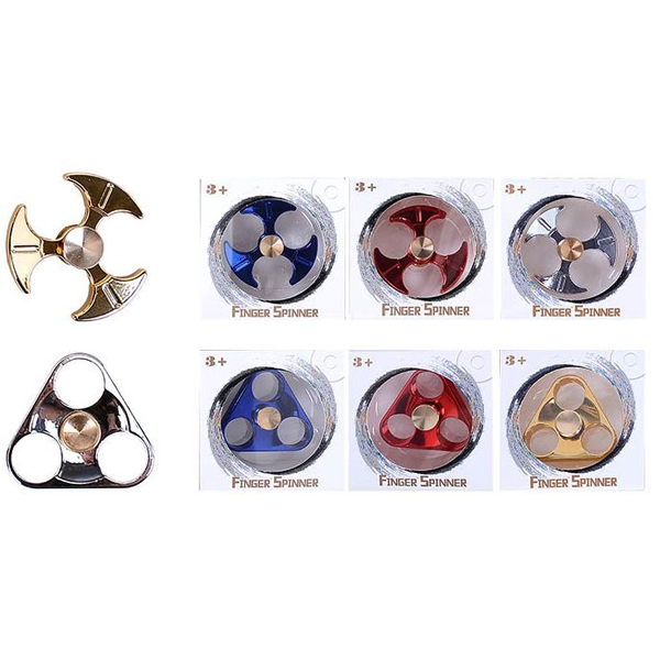 Hand Spinner metal M6 35968 - ODDO igračke