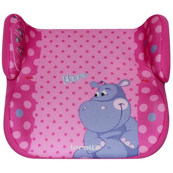 Auto Sedište za decu od 15-36kg Topo Comfort Animals Hippo 10070990003 - ODDO igračke