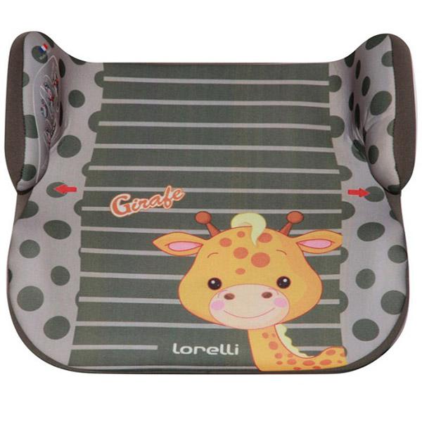 Bertoni Auto Sedište Topo Comfort Animals Giraffe 15-36kg 10070990004 - ODDO igračke