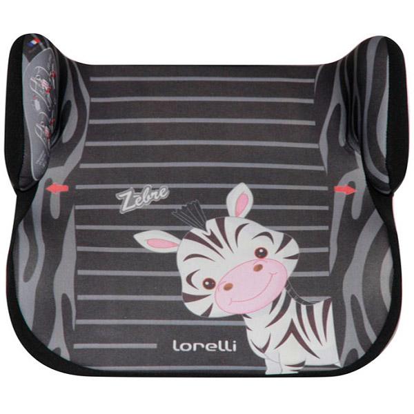 Auto Sedište za decu od 15-36kg Topo Comfort Animals Zebra Bertoni 10070990007 - ODDO igračke