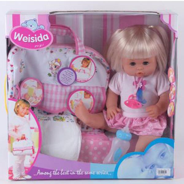 Lutka 39x39x14cm 11/76039 - ODDO igračke