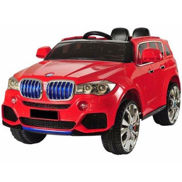 Auto na akumulator BMW Džip 061903 XH-MB5055R - ODDO igračke
