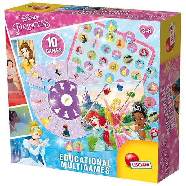 Lisciani društvena igra Princess 58860 - ODDO igračke