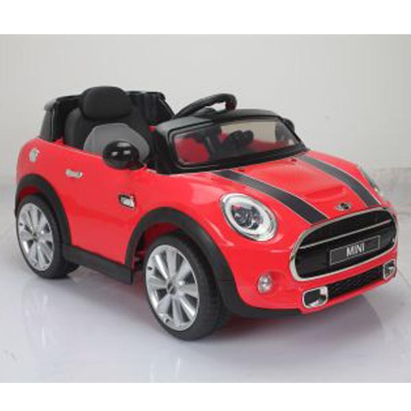 Auto na akumulator 6V 7AH 1+1 JE 195 11/206-1 - ODDO igračke