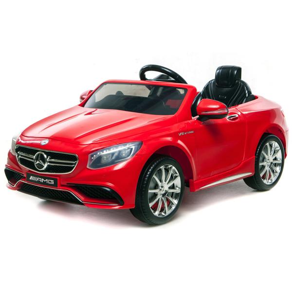 Auto na akumulator Mercedes 12V 7AH 1+2 HL169 11/270-3 - ODDO igračke