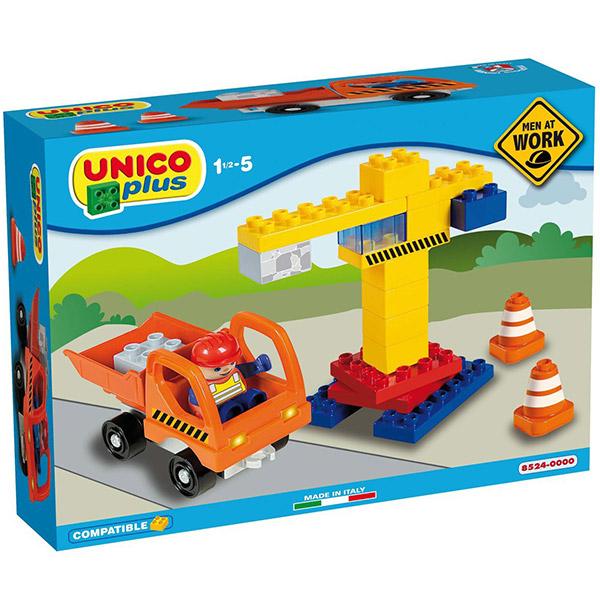 Kocke Građevinski set 085245 - ODDO igračke