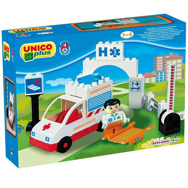 Kocke Mala hitna pomoć 085436 - ODDO igračke