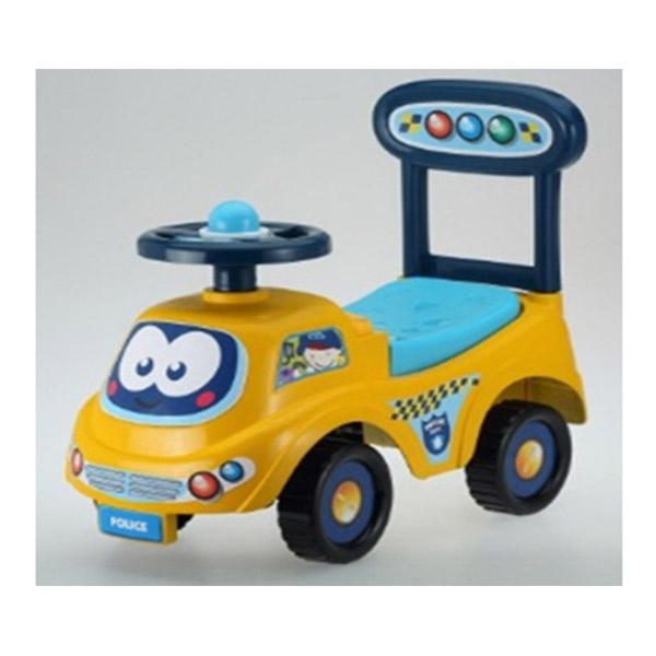 Dečija guralica Policija žuta KY67893 - ODDO igračke