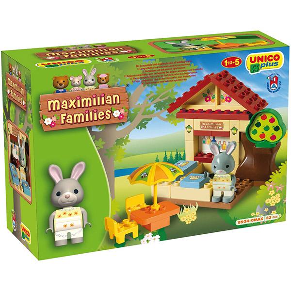 Kocke Poslastičarnica 089243 - ODDO igračke