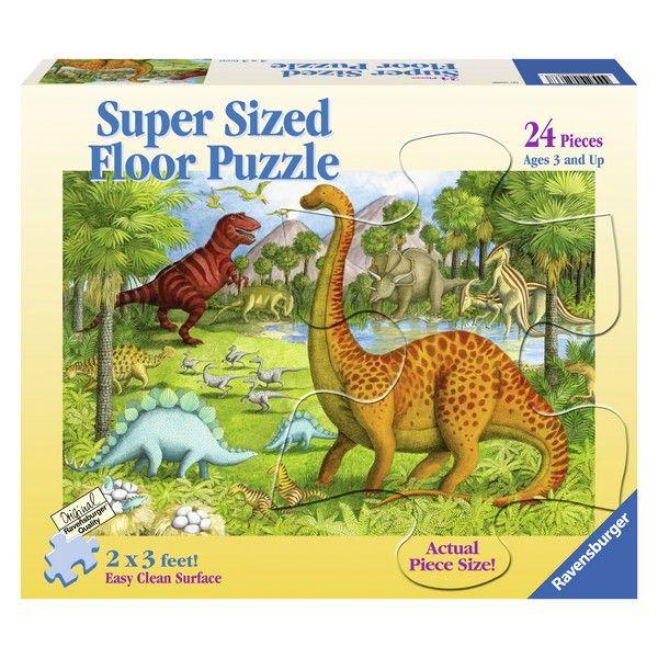 Ravensburger puzzle (slagalice) - Dinosaurusi 1 RA05266 - ODDO igračke