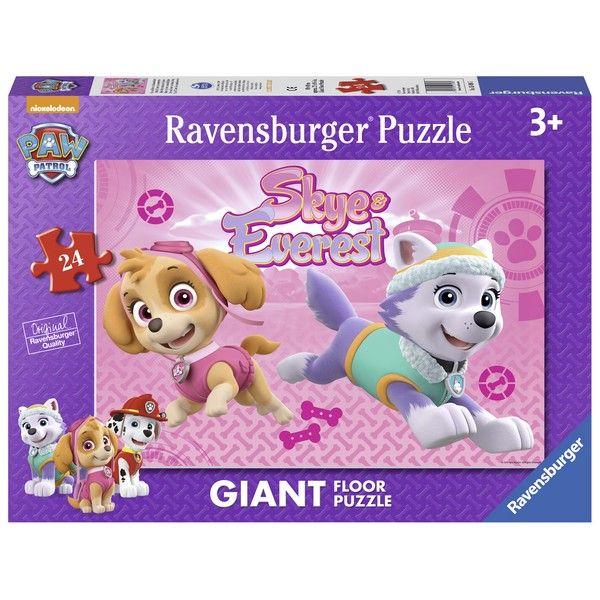 Ravensburger puzzle (slagalice) Paw Patrol u trku RA05498 - ODDO igračke