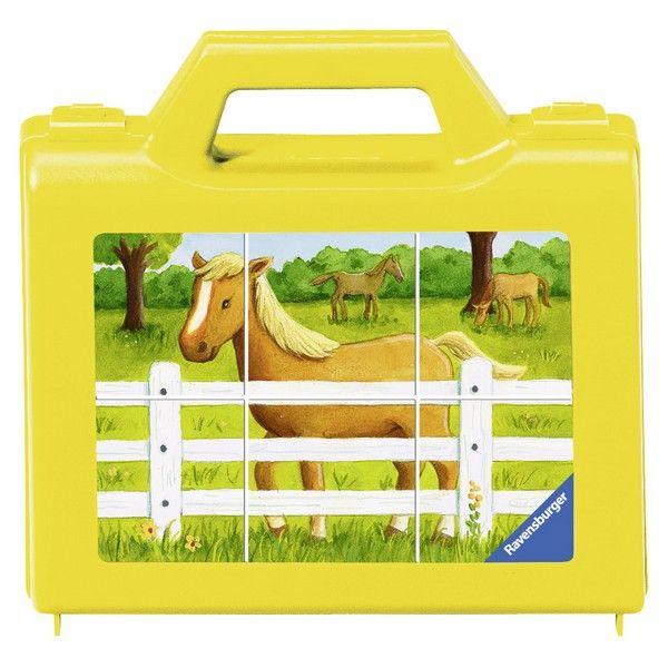 Ravensburger puzzle (slagalice) Puzle kockice Konj RA07463 - ODDO igračke