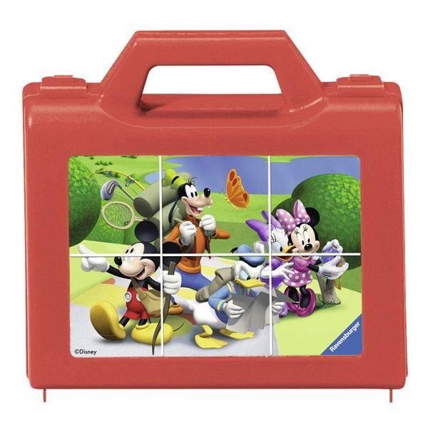Ravensburger puzzle (slagalice) -  Puzle-kockice, Miki Maus RA07465 - ODDO igračke