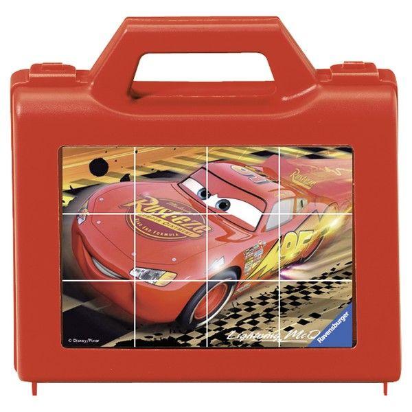 Ravensburger puzzle (slagalice) - Puzle-kockice,Cars RA07489 - ODDO igračke