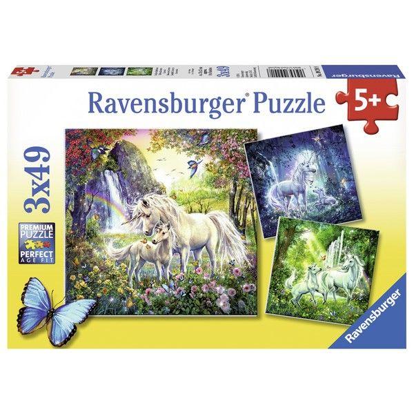 Ravensburger puzzle (slagalice) Prelepi jednorog RA09291 - ODDO igračke
