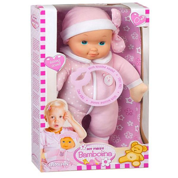Lutka beba Bambolina - My First Bambolina D373 - ODDO igračke