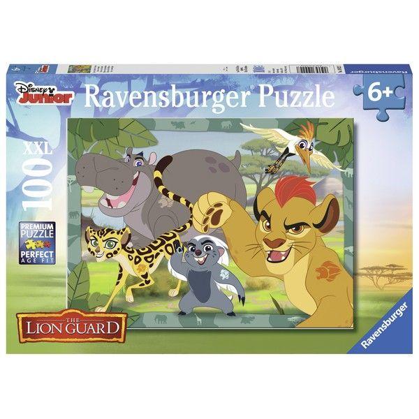 Ravensburger puzzle (slagalice) - Lavic sa prijateljima - ODDO igračke
