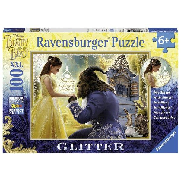 Ravensburger puzzle (slagalice) - Lepotica I zver - ODDO igračke