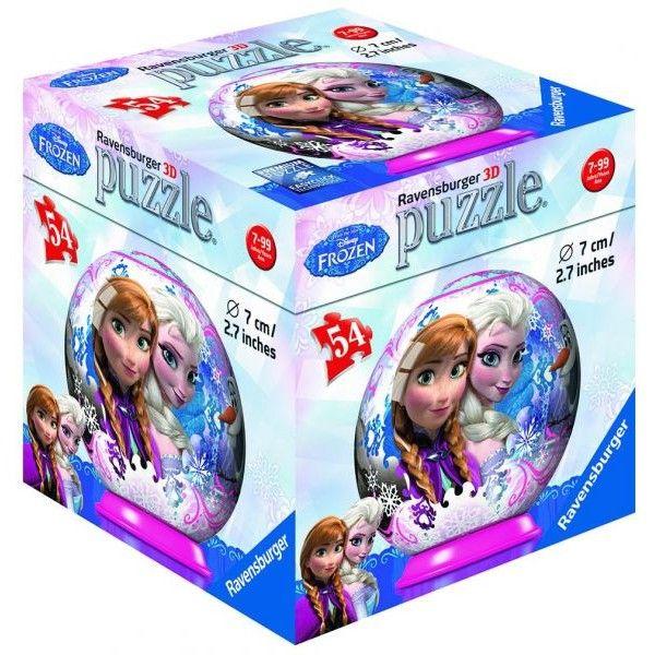 Ravensburger 3D puzzle (slagalice) Frozen RA11913 - ODDO igračke